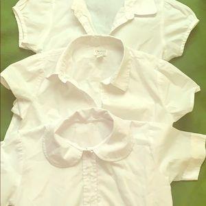 Uniform Girl shirts